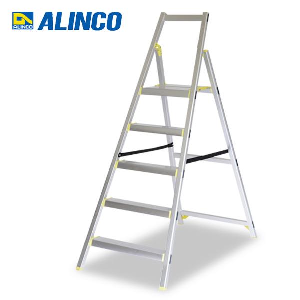 上枠付き踏台5段(100cm) CCST100 ふみ台 踏み台 足場 アルインコ ALINCO【送料無料】