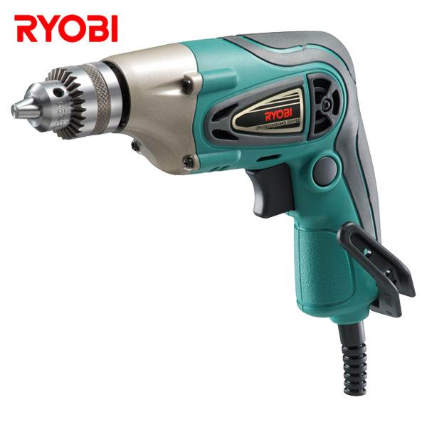 ドリル 鉄工6.5mm 木工9mm D-650 電気ドリル 電動ドリル 油圧工具 電動工具 作業工具 リョービ(RYOBI) 【送料無料】