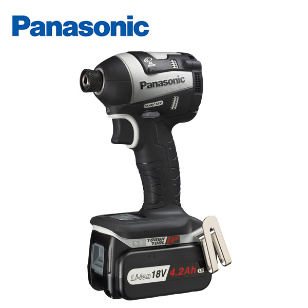 充電式インパクトドライバー 18V 4.2Ah EZ75A7LS2G-H グレー 充電ドライバー 電動ドライバー 充電インパクトドライバー パナソニック(Panasonic) 【送料無料】