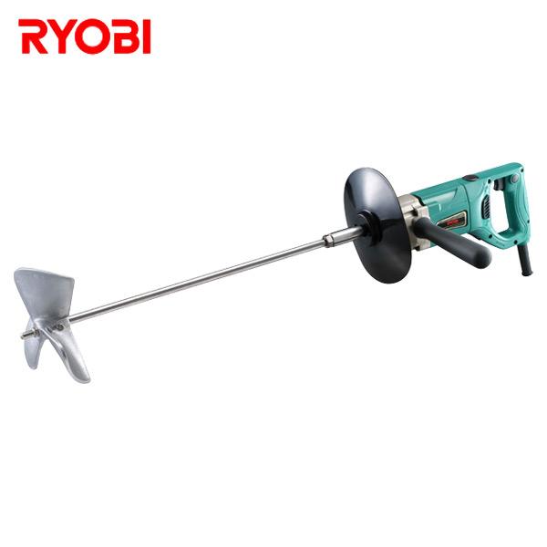 パワーミキサー 3枚羽根スクリュー径 180mm PM-311 かくはん機 攪拌機 かくはん器 攪拌器 リョービ(RYOBI) 【送料無料】
