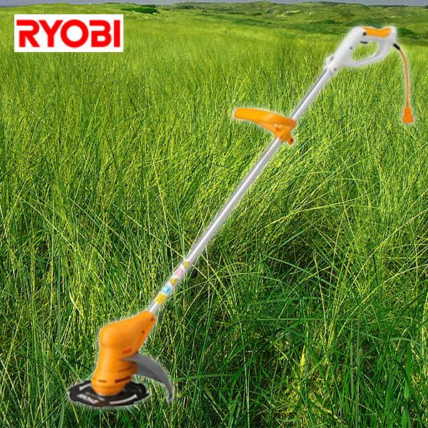 刈払機 AK-3000 電動草刈り機 草刈機 刈払い機 リョービ(RYOBI) 【送料無料】