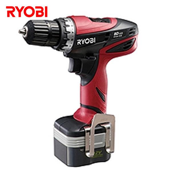 充電式ドライバドリル BD-123 電動ドライバー 電動ドリル 充電式ドライバー 充電ドライバー リョービ(RYOBI) 【送料無料】