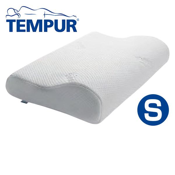 枕 S ネックピローS(50×31 高さ8から5cm) 50012-10 低反発枕 TEMPUR テンピュール 【送料無料】
