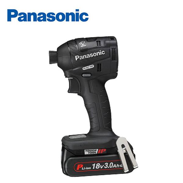 充電インパクトドライバー 18V 3.0Ah EZ75A7PN2G-B ブラック 充電ドライバー 電動ドライバー 充電式インパクトドライバー パナソニック(Panasonic) 【送料無料】
