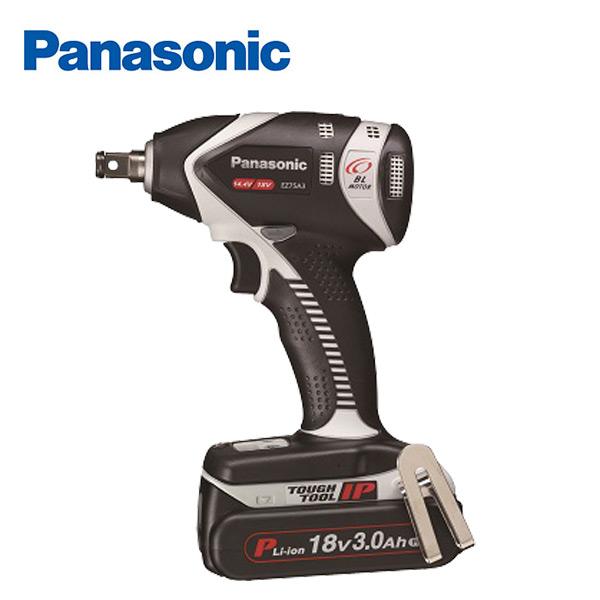 充電インパクトレンチ 18V 3.0Ah EZ75A3PN2G-H 工具 充電式インパクトレンチ 電動レンチ パナソニック(Panasonic) 【送料無料】