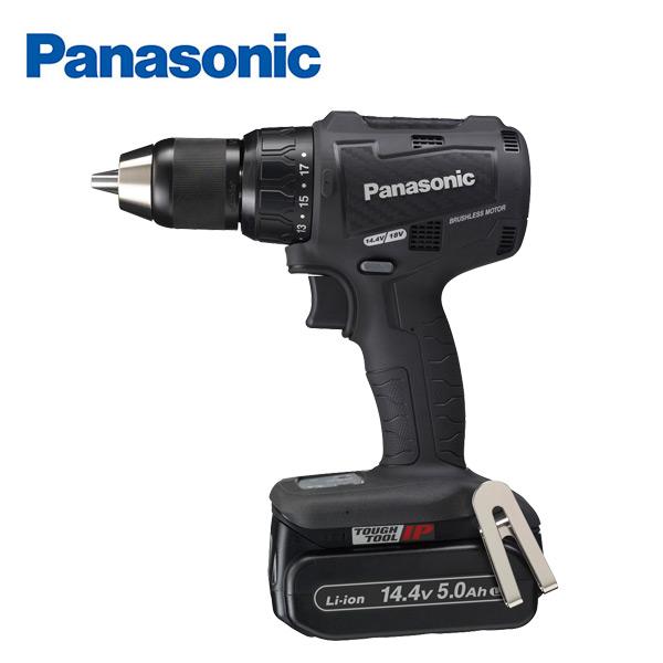 新到着 パナソニック(Panasonic) 5.0Ah 14.4V 電動ドライバー 充電式ドライバー 電動ドリル EZ79A2LJ2F-B 充電振動ドリル&ドライバー 【送料無料】:くらしのeショップ-DIY・工具
