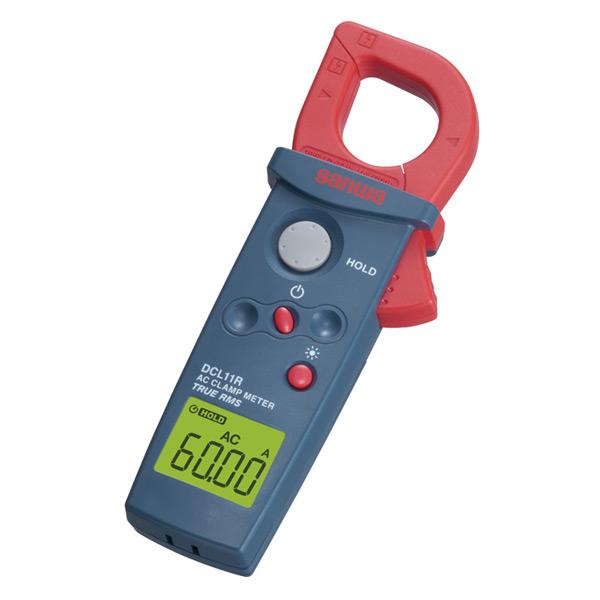 ミニ クランプメータ (真の実効値測定対応) DCL11R 計測 計測機器 測定 テスター クランプメーター SANWA(三和電気計器) 【送料無料】