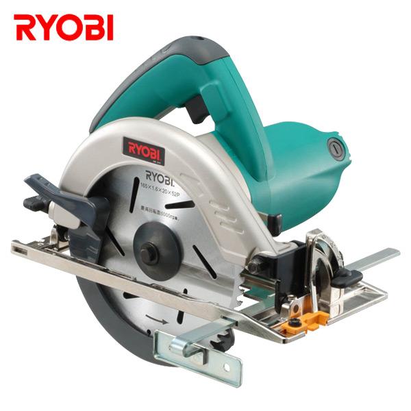 丸ノコ (ノコ刃別売) W-500D 切断機 小型切断機 丸鋸 丸のこ 切断器 リョービ(RYOBI) 【送料無料】