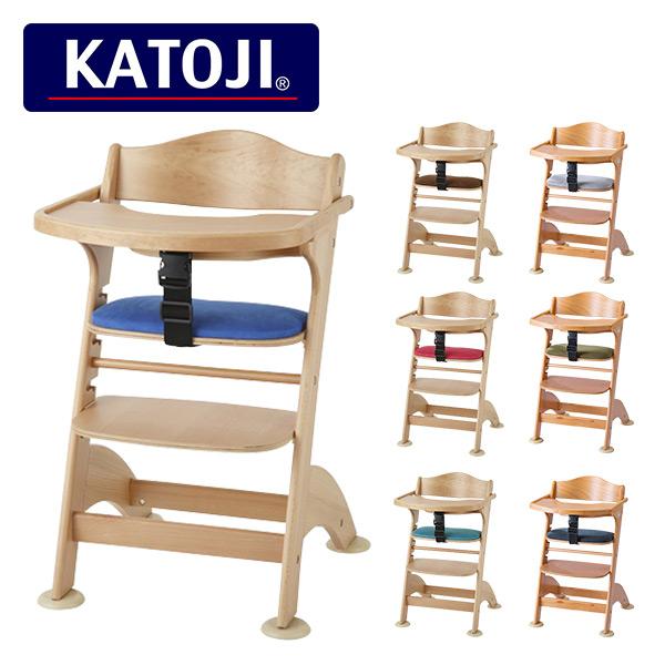カトージ(KATOJI) ベビーチェア ファニカ 木製ハイチェア(お座りが出来るようになってから60kgまで) 22710/22711/22712/22713/22815/22816/22817 正規品 ベビー 赤ちゃん チェア ベビーチェア イス 椅子 いす 【送料無料】