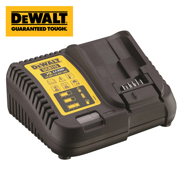 リチウムイオン充電器 (10.8V/14.4V/18V) DCB115-JP 充電バッテリー 交換バッテリー 予備バッテリー 交換電池 予備電池 DEWALT デウォルト 【送料無料】