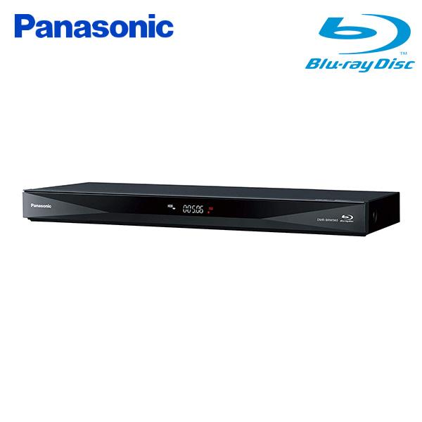500GB 2チューナー ブルーレイレコーダー 4Kアップコンバート対応 おうちクラウドDIGA DMR-BRW560 ディーガ Wチューナー ブルーレイ Blu-ray 録画 パナソニック(Panasonic) 【送料無料】