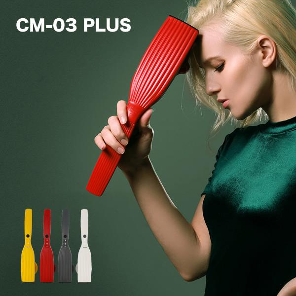 マッサージ器 ハンディマッサージャー CM-03PLUS マッサージャー マッサージ器 コードレス ハンディ 3種のアタッチメント 充電式 ストローク量5mm 首 肩 腰 太もも 足裏 在宅 デスクワーク MEDIK メディク 【送料無料】