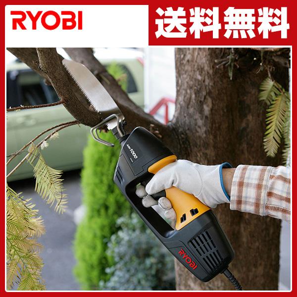 【あす楽】 リョービ(RYOBI) 電気のこぎり ASK-1000 電動ノコギリ 電気ノコギリ 電動のこぎり 【送料無料】