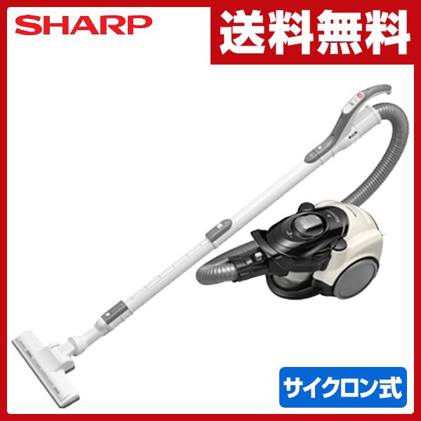 シャープ(SHARP) ベージュ サイクロンクリーナー EC-CT12-C ベージュ キャニスター【送料無料】 掃除機 置き型 キャニスター セルフクリーニング【送料無料】, はんこのすえよし:946dccdd --- gallery-rugdoll.com