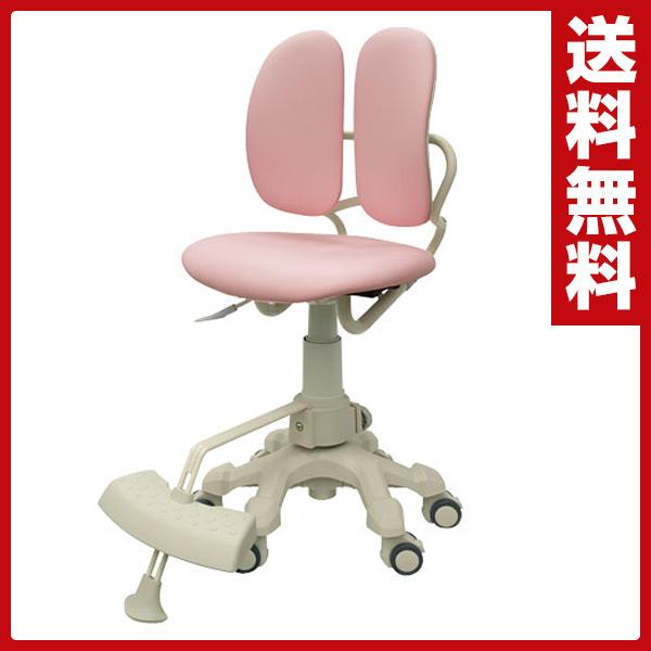 DUOREST(デュオレスト) DRシリーズ 学習椅子 DR-289WG SLP パステルピンク学童椅子 学習チェア 学習イス キッズチェア 子供用 チェアー 【送料無料】