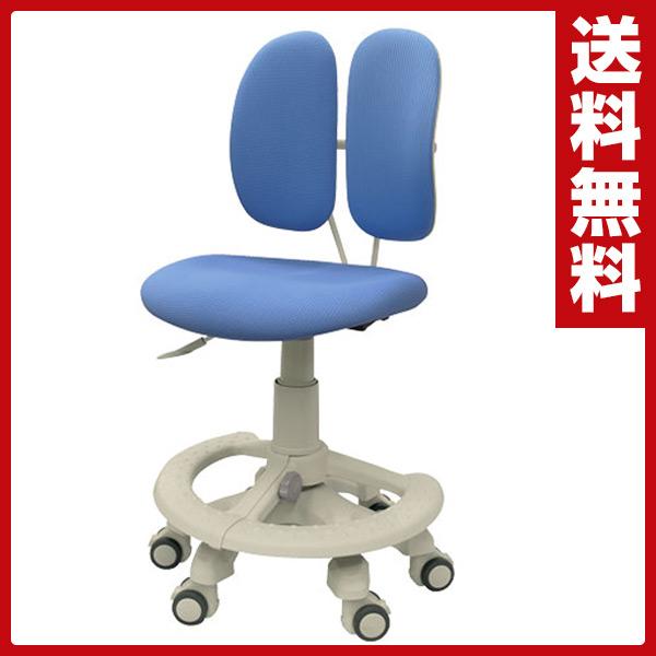 DUOREST(デュオレスト) DRシリーズ 学習椅子 DR-286MM MBL モノブルー学童椅子 学習チェア 学習イス キッズチェア 子供用 チェアー 【送料無料】