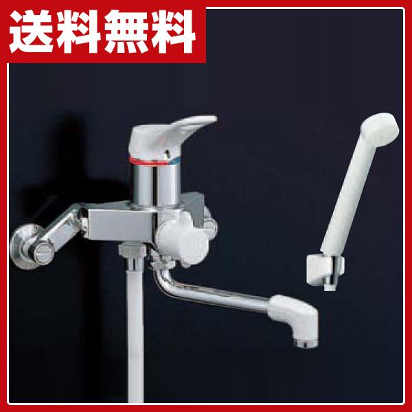 イナックス(INAX) シングルレバーシャワーバス水栓 RBF-101D 水栓金具 混合水栓 シャワー バス お風呂 蛇口 【送料無料】