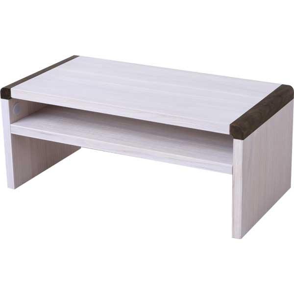 テーブル センターテーブル 桐 天然木 角丸 シンプル インテリア 北欧 リビング