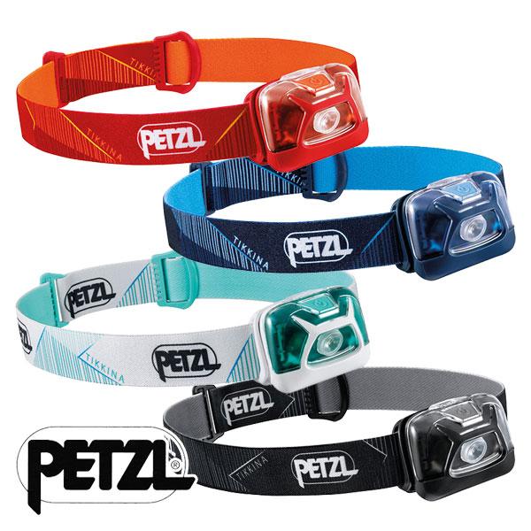 PETZL ポイントUP中 ペツル ティキナ ヘッドランプ 全商品オープニング価格 照明 海外限定 E091DA00 ライト