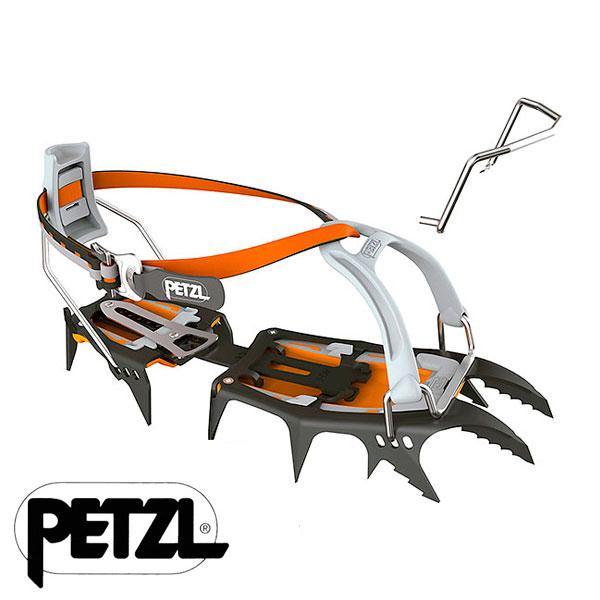 ペツル(PETZL) サルケン (アイゼン クランポン) T10ALLU
