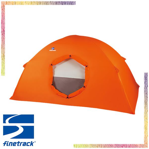 ファイントラック(finetrack) カミナドーム1 スノーフライ (テント フライシート) FAG0321-D4