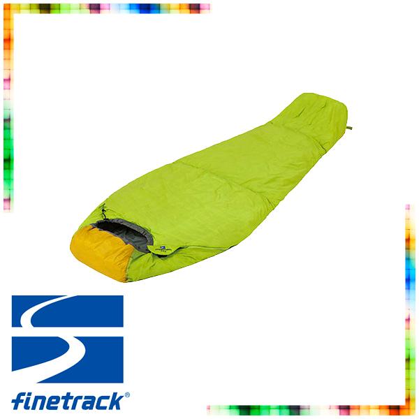 ファイントラック(finetrack) ポリゴンネスト® 4×3 ショート (寝袋 シュラフ 化繊) FAG0505-D4