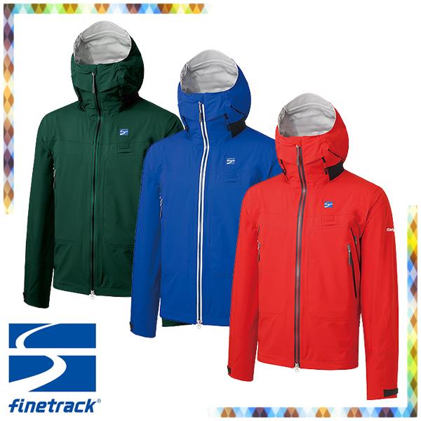 ファイントラック(finetrack) エバーブレス® アクロジャケット (メンズ/ジャケット ハードシェル) FAM0701-D4