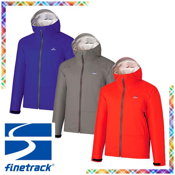 ファイントラック(finetrack) エバーブレス® レグン ジャケット (メンズ/ジャケット レインウェア 雨具) FAM0801-D4