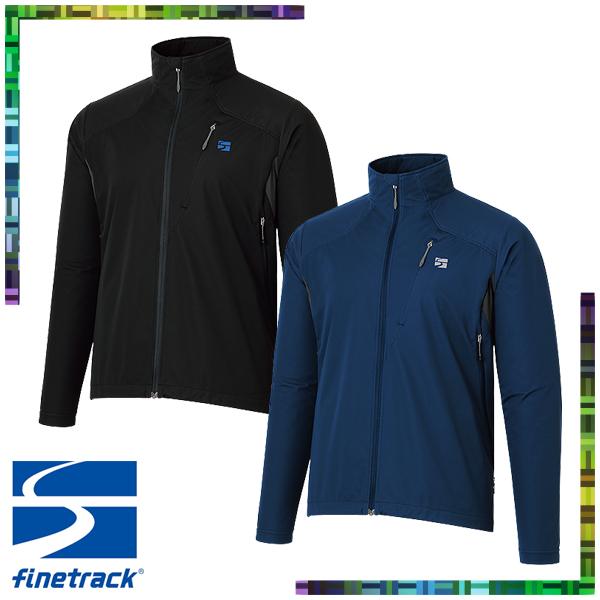 ファイントラック(finetrack) フロウラップ™ ジャケット (メンズ/ジャケット ソフトシェル) FAM0901-D4