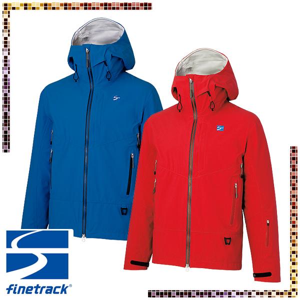 ファイントラック(finetrack) エバーブレス® グライドジャケット (メンズ/ジャケット ハードシェル) FAM1001-D4