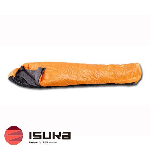 イスカ(ISUKA) アルファライト 500X (寝袋 シュラフ 化繊) 1116