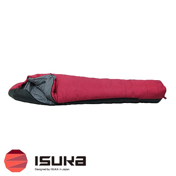 イスカ(ISUKA) アルファライト 1000EX (寝袋 シュラフ 化繊) 125723