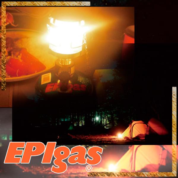イーピーアイ(EPI) SB ランタン オート (ライト 照明 ガスランタン) L-2008