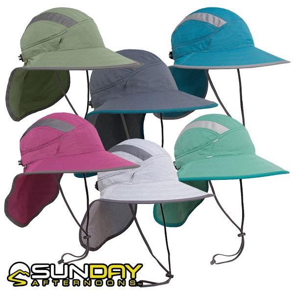 SUNDAY AFTERNOONS ポイントUP中 サンデーアフタヌーン ウルトラ S2A01392 アドベンチャー 帽子 期間限定 SALE ハット