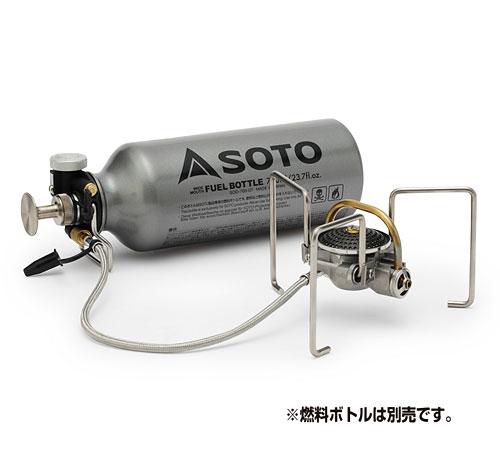 ソト(SOTO) MUKA ストーブ (ガソリン バーナー ストーブ) SOD-371