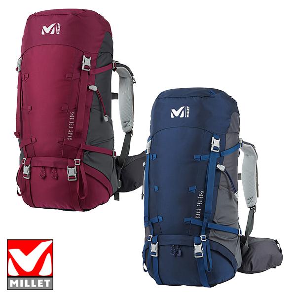 ミレー(MILLET) SAAS FEE 30+5 LD (レディース/ザック バックパック) MIS0641