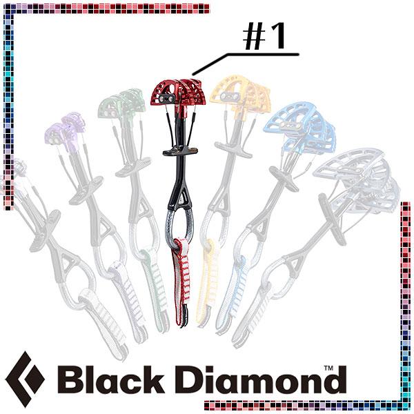 ブラックダイヤモンド(Black Diamond) キャメロット ウルトラライト #1 (プロテクション) BD11018