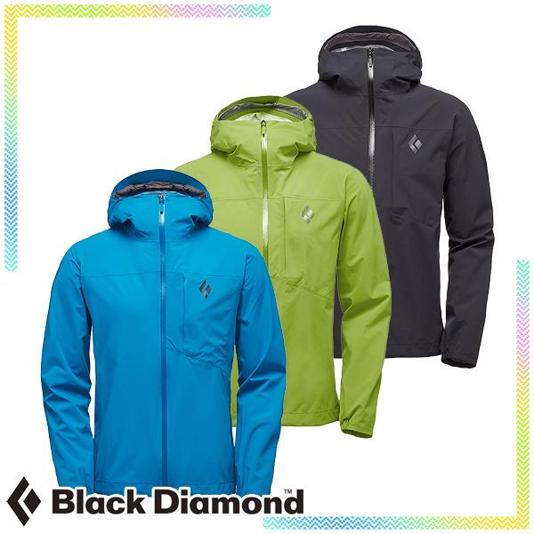 2019春大特価セール! ブラックダイヤモンド(Black Diamond) ファインライン ストレッチ レインシェル ファインライン (メンズ ストレッチ/ジャケット レインウェア BD65010 雨具) BD65010, マーブルボックス:25a74b61 --- wap.pingado.com
