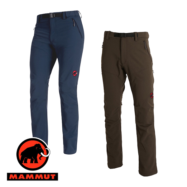 【特価】 マムート(MAMMUT) SOFtech TREKKERS Pants Men (メンズ/パンツ ソフトシェル) 1020-09760