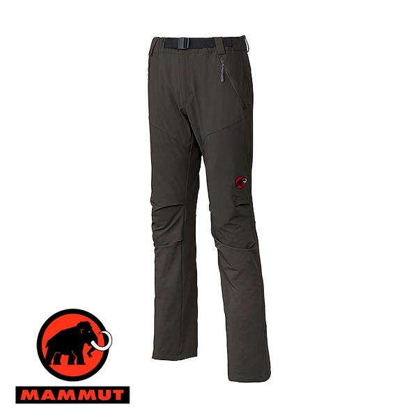 【特価】 マムート(MAMMUT) SOFtech TREKKERS Pants Women (レディース/パンツ ソフトシェル) 1020-09770