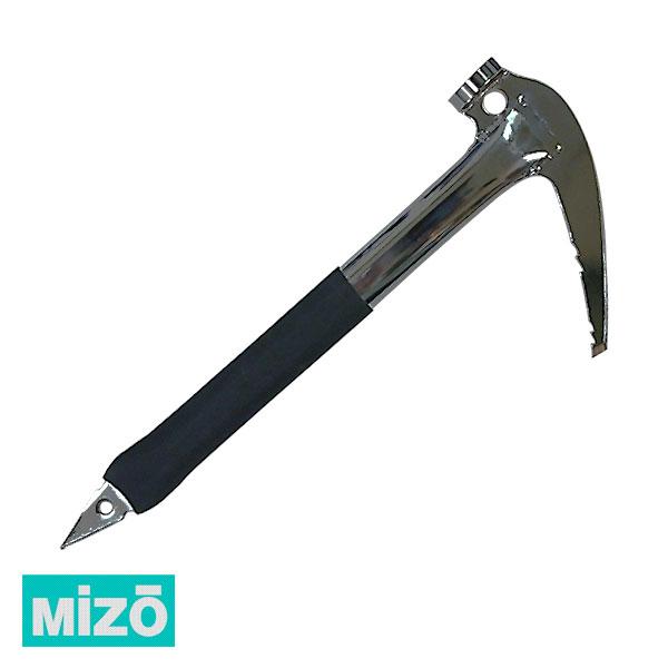 ミゾー(Mizo) ロックハンマー 明星 (ハンマー バイル) MZBImj