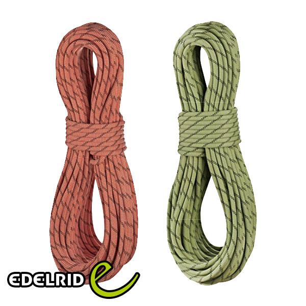 エーデルリッド(EDELRID) スターリング プロドライ 8.2mm×60m (ロープ ザイル) ER71237-060