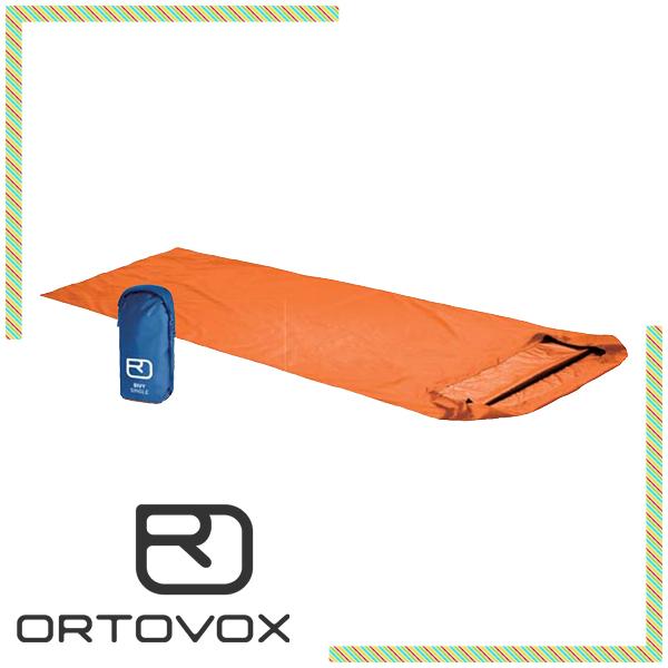オルトボックス(ORTOVOX) ビヴィー・シングル (エマージェンシー ビバークサック) OV-25030