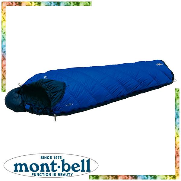 モンベル(mont‐bell) バロウバッグ #5 (シュラフ 寝袋 化繊) 1121274