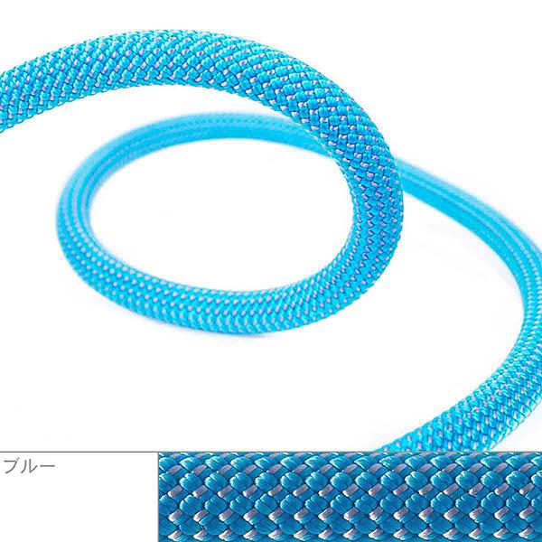 【お取寄せ】 ベアール 9.1mmジョーカー ユニコア 60m ドライカバー ブルー 【2月22日現在 メーカー在庫数】