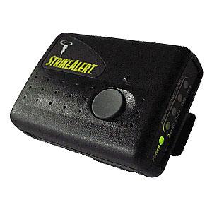 ストライクアラート(STRIKEALERT) 携帯用落雷感知器 (エマージェンシー) 5212000001