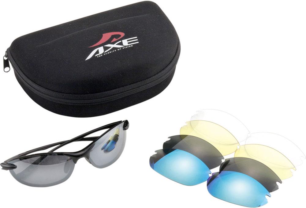 AXE(アックス)マルチSPゴーグル・サングラスサングラス レンズ5種類組 AS‐350CSAS350CS