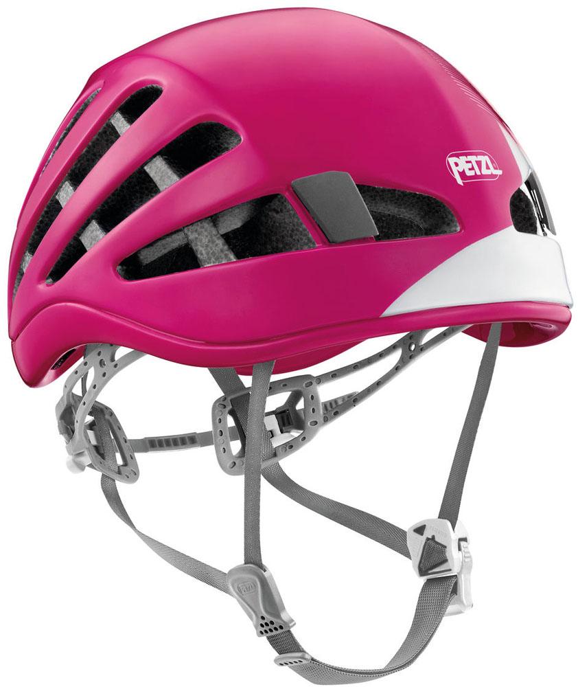 PETZL(ペツル)アウトドアヘルメットMETEOR [メテオ] フューシャ (53-61cm) A71B-F-2A71BF2