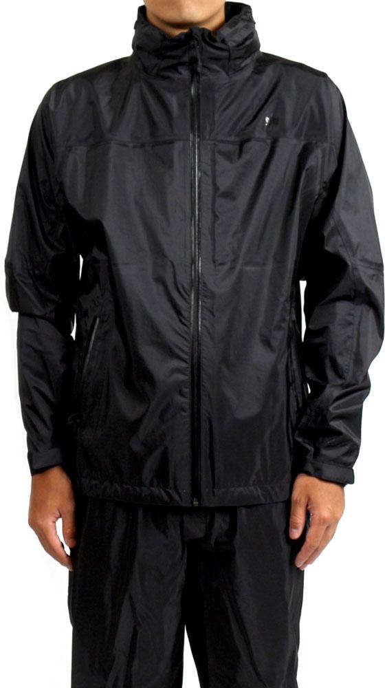 Canadian East(カナディアンイースト)アウトドアウインドウェア3Layer Mountain set-up Men's [3レイヤーマウンテン ジャケット&パンツ メンズ] (上下セット) CEW1360CEW1360ブラック/ブラック