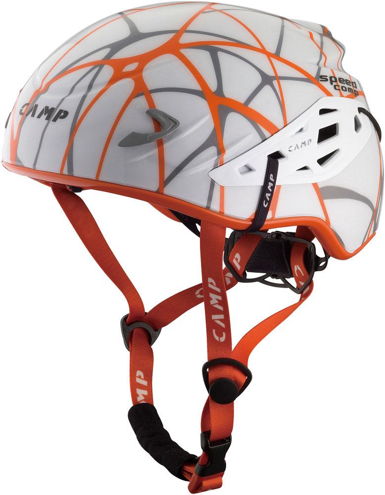 キャラバン(CARAVAN)アウトドアグッズその他登山 クライミング ヘルメット 【SPEED COMP】 ホワイト5245803